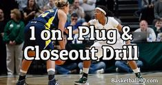 This defensive drill will allow your team to work on plugging the gap and then closing out. Basketball Quotes, Basketball Drills, Basketball Coach, Basketball Players, Soccer, Cycling Tips, Road Cycling, Fixed Gear Bicycle, Bicycle Women