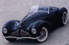 Alfa Romeo 6C 2500 Umberto de Mola (1939)