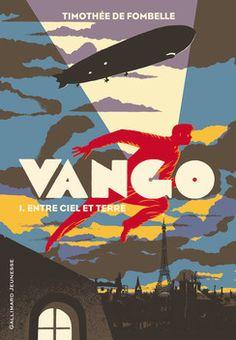 de Timothée de Fombelle    /   Un superbe roman d'aventures : Paris, 1934. Devant Notre-Dame, une poursuite s'engage au milieu de la foule. Le jeune Vango doit fuir. Fuir la police qui l'accuse, fuir les forces mystérieuses qui le traquent. Vango ne sait pas qui il est. Son passé cache de lourds secrets. Des îles silencieuses aux brouillards de l'Écosse, tandis qu'enfle le bruit de la guerre, Vango cherche sa vérité.