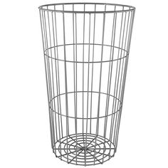 Kids Flea Market Wire Ball Bins Crate And Barrel Home Toy pertaining to proportions 1050 X 1050 Wire Ball Storage Bin - Storage units are probably the Kids Storage Bins, Ball Storage, Wire Storage, Toy Storage, Craft Storage, Storage Containers, Storage Boxes, Paper Storage, Storage Ideas