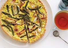 It's Finally Spring! Celebrate With a Savory Vegetable Tart photo