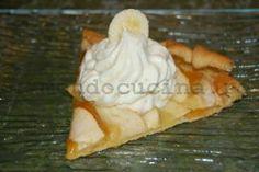 "Reteta de tarta de fructe cu crema fina de mascarpone ""Luxurious Fruit Tart"""