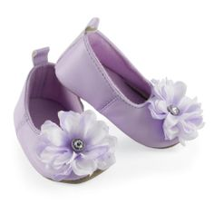 love these purple shoes