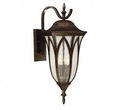 Dayton 3 Light Wall Lantern