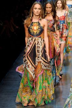 -Multi color   -Free flowing  -Silk touch Everything I love in a dress!  : )