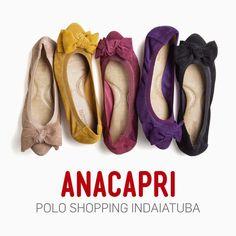 Fuxicos D'Avila: Seja Bem vinda nossa nova cliente, AnaCaprihttp://fuxicosdavila.blogspot.com.br/2015/03/seja-bem-vinda-nossa-nova-cliente.html #anacapri #flats #novocliente #indaiatuba #poloshopping #sapatos #modafeminina #blogindaiatuba