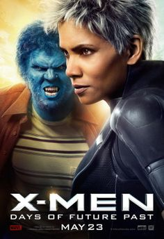 X-Men: Days of Future Past - Beast and Storm