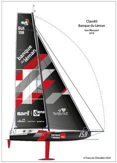 Catamaran, Volvo, Grand Voile, Boat Projects, Yacht Design, Jet Ski, Transportation Design, Boat Building, Shoe Box