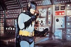 Image result for 60s sci-fi movie set batman