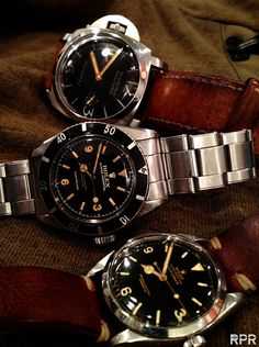 vintage military watches