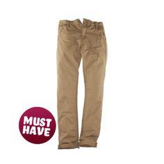 Sublevel - Allround-Talent Chino camel beige for Men - Jetzt bei FASHION5 - Dein Online Store für Young Fashion - www.FASHION5.de