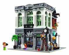 Lego Exclusive Brick Bank 10251 Modular Building Set New Pre Order | eBay