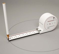 For the Home: Not Your Ordinary Tape Measure