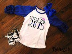Waving Police Blue Line Flag Kids Jersey Raglan T-Shirt Children 3//4 Sleeve Baseball Shirt Top
