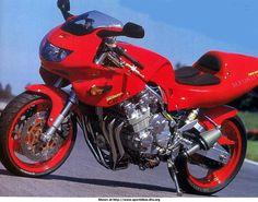 Honda CBX 1000 Sixuality