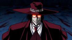 hellsing vampire Dark Anime, Attack On Titan, Alucard Cosplay, Guess The Anime, Guys With Black Hair, Japan Tattoo Design, Seras Victoria, Hellsing Alucard, Vampire Stories