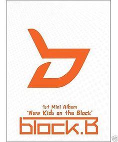 BLOCK B - New Kids on the Block (1st Mini Album) + FREE GIFT K-POP #KoreaMusicItem