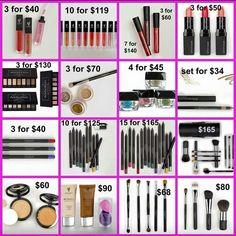 So many deals on our best younique products! Buy more save more! Great makeup deals! Younique beauty