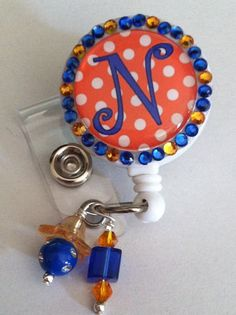 Hey, I found this really awesome Etsy listing at https://www.etsy.com/listing/233127867/nifty-bling-badge-reel