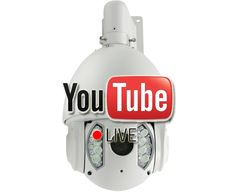 Using an IP PTZ with Youtube Live Streaming