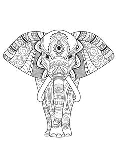 Online Coloring Pages for Adults Lovely Free Adult Coloring Pages 35 Gorgeous Printable Coloring Paisley Coloring Pages, Printable Flower Coloring Pages, Elephant Coloring Page, Preschool Coloring Pages, Easy Coloring Pages, Online Coloring Pages, Printable Adult Coloring Pages, Mandala Coloring Pages, Animal Coloring Pages