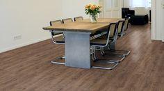 5988 Objectflor Expona Domestic Vinyl Designbelag Dark Classic Oak Conference Room, Flooring, Dark, Classic, Table, Furniture, Home Decor, Homemade Home Decor, Meeting Rooms