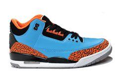release date: fccdf f319c Jordan 3 Blue Orange Black