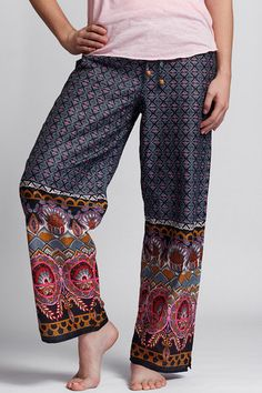 LOVE LOVE LOVE THESE! PUNJAMMIES™ are made by women in India rescued from forced prostitution seeking to rebuild their lives. Proceeds provide fair-trade wages, savings accounts, and holistic recovery care.  These make awesome gifts!!!