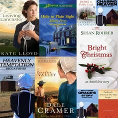 Free Amish Fiction Books (as of 9/19/13)