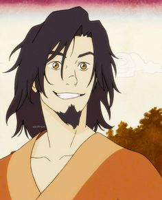 1st avatar Wan. Look at that smile! He smiles, I smile. (: I absolutely hope that the creators make him his own series!!!!!