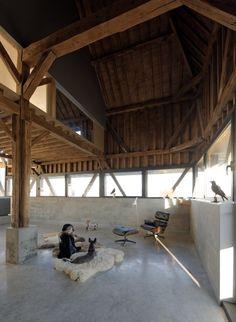 The Barn by Antonin Ziegler