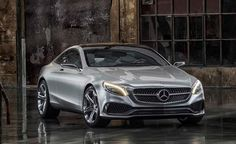 Mercedes S65 AMG Coupe to Bow at Geneva Motor Show. For more, click http://www.autoguide.com/auto-news/2014/01/mercedes-s65-amg-coupe-bow-geneva-motor-show-debut.html