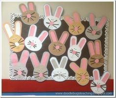 March-April....never know where to pin those Easter goodies! by darla