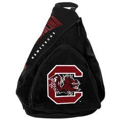 $26.95 South Carolina Gamecocks Slingback Backpack - Black