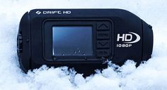 Drift Innovation unveils compact Drift HD, still up for your extreme antics (video) -- Engadget