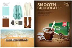 Manhattan – Mihin haluat mennä tänään? Rajattomasti mahdollisuuksia, rajallisesti aikaa. Muista, että sinulla on seuranasi luotettava ystäväsi, joka ei tunne rajoituksia. Sopii hyvin Smooth Chocolate maun kanssa.