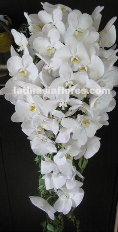 phaleanopsis orchid  bouquet