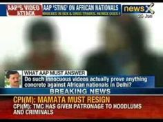 AAP's sting operation exposing drugs, sex and prostitution by Ugandan and Nigerian nationals - NewsX