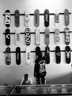 kpop skateboards!
