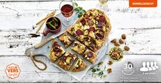 Deze heerlijke foccacia maak je met de lekkerste herfst ingrediënten!. #lidlherfst #lekkerlidl #lidl #herfst