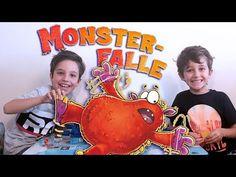 Monsterfalle Spiel | Kosmos - YouTube Monster Falls, Ronald Mcdonald, Youtube, Videos, Fictional Characters, Games, Fantasy Characters, Youtubers, Video Clip
