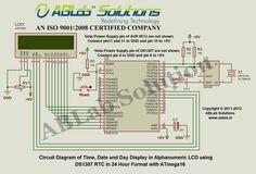 speedometer and odometer circuit using pic simulation rh pinterest com AB 7 00 Wiring Diagram Pressure Switch Wiring Diagram