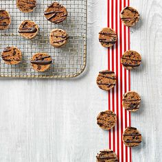 Here at BHG, we're always searching for the best chocolate cookie recipes, and chocolate chip cookies are just the beginning. Our collection -- including rich espresso-infused morsels and chewy peanut butter-chocolate cookies