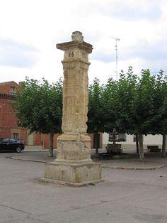 Rollo de justicia de Itero de la Vega.