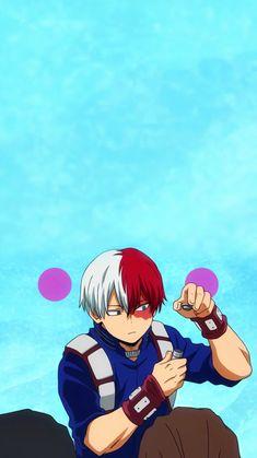 My Hero Academia Episodes, My Hero Academia Shouto, Hero Academia Characters, Anime Characters, Hero Wallpaper, Naruto Wallpaper, Cartoon Wallpaper, Anime Manga, Anime Guys