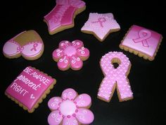 Against Breast Cancer - Cookie Decorating: When Making Sweets Becomes Art