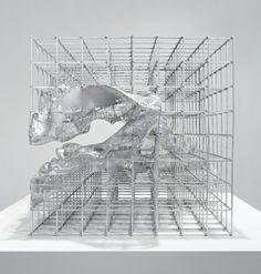 Alois Kronschlaeger: Silver Cube (2013) via myampgoesto11