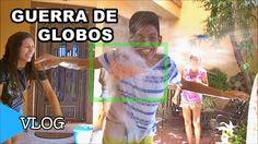 Guerra de Globos | QUEHAYHOYPIPE