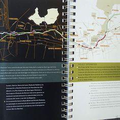Diseño editorial, desarrollo de infografías. Cliente: Costanera Norte S.A.