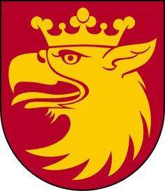 Coat of arms of the county of Skåne, Sweden